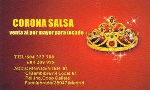 Corona Salsa
