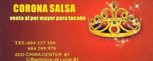 Corona Salsa Bazar y accesorios para el pelo al por mayor