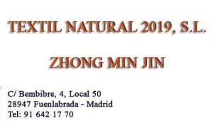 Textil Natural 2019